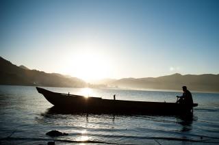 J'aimerais visiter des côtes d'Asie