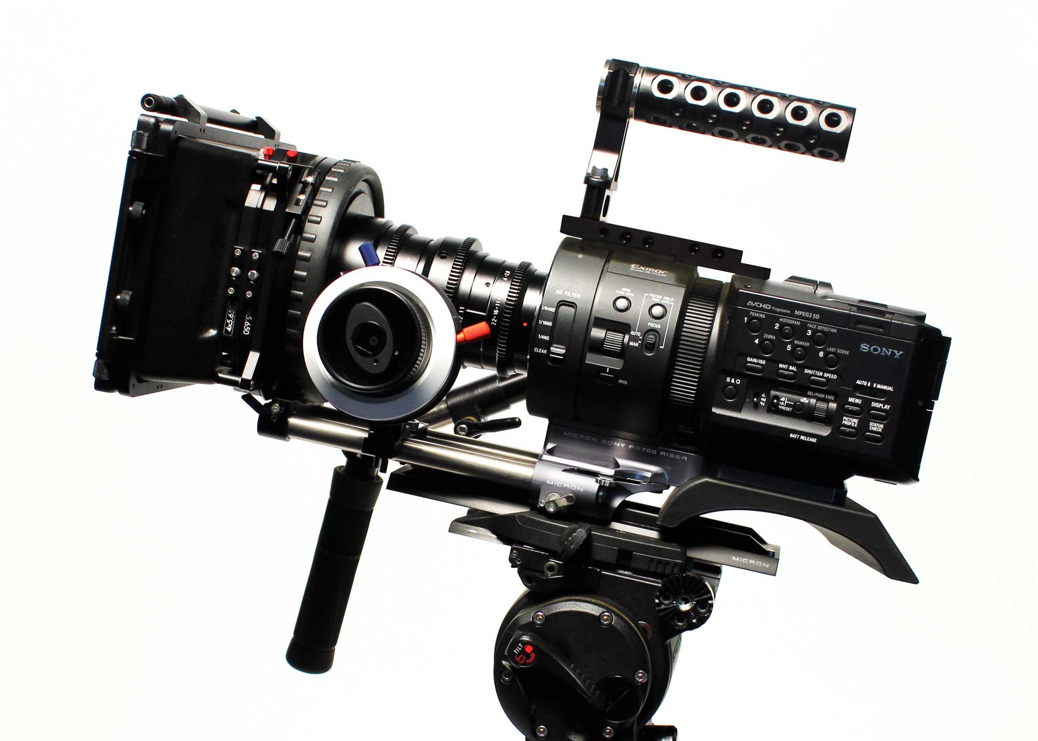 Formation audiovisuel, une opportunité s'est offerte à moi