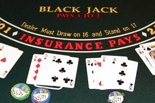 Blackjack : une part de stratégie