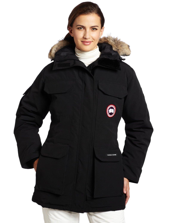canada goose femme hiver