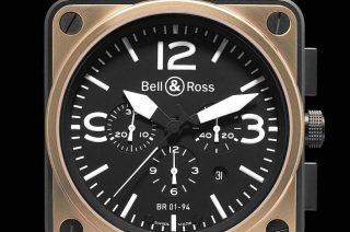 Montre Bell and Ross : c'est la marque que j'adore en ce moment