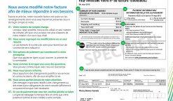 Information facture : la gestion comptable