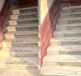 Comment décaper un escalier